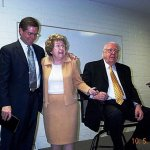 My Dad's (Leslie Parrott, Senior): Last Thanksgiving Challenge